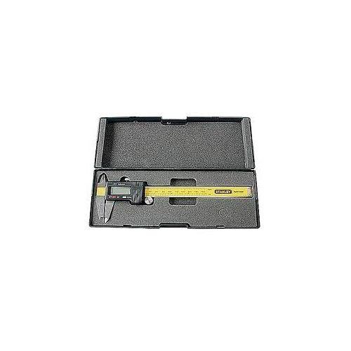 Calibre digital escala dual pulgadas/milimetros Stanley