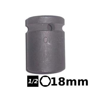 Bocallave hexagonal de impacto 1/2 18mm Crossmaster