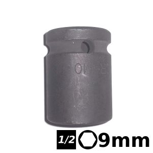 Bocallave hexagonal de impacto 1/2 9mm Crossmaster