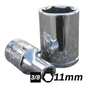 Bocallave Hexagonal encastre 3/8 11mm Crossmaster