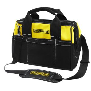 Bolso porta herramientas 310x200x260mm Crossmaster