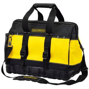 Bolso Porta Herramientas con base plástica 400x220x330mm Crossmaster
