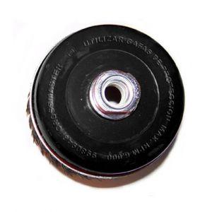 Cepillo Copa de Alambre Trenzado 80mm - Crossmaster