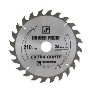 Disco Para Sierra Circular 210 X 3,2 X 30 MM – 24 Dientes - Dowen Pagio