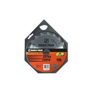 Disco para Sierra Circular 250 X 3,2 X 30mm – 60 Dientes - Dowen Pagio