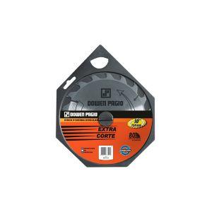 Disco para Sierra Circular 250 X 3,2 X 30 MM – 80 Dientes - Dowen Pagio