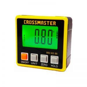 Goniómetro - Inclinómetro Digital Crossmaster