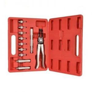 Kit para remover y colocar retenes de válvulas - Eurotech