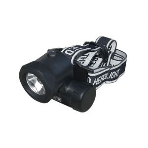 Linterna de Manos Libres LED-CREE Crossmaster