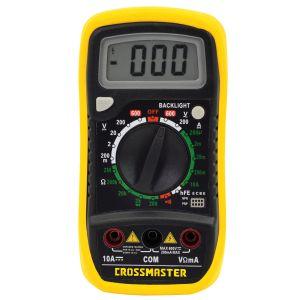 Multímetro Digital MD-97 Crossmaster