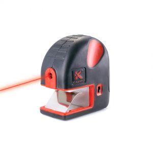 Nivel láser marcador de líneas a presión con clip de sujeción Kapro