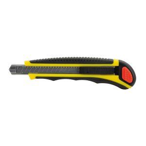 Porta cuchillas Retractil Soft Grip 9mm Crossmaster