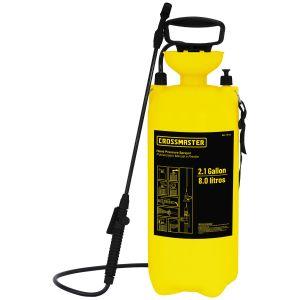 Pulverizador - Atomizador Manual a Presión 8 litros Crossmaster