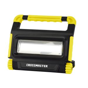 Reflector LED Recargable 10 Watts Crossmaster