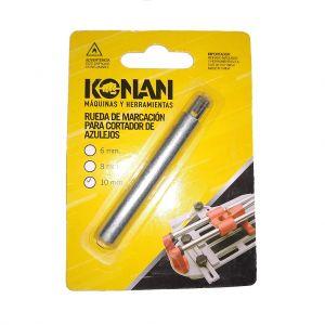 Lápiz/Rueda de Marcación para cortadora de cerámicos 10 mm Konan