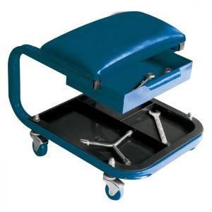 Silla con cajón para mecánica Konan
